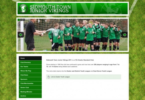 Sidmouth Town Junior Vikings