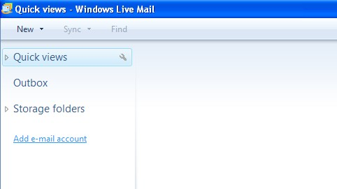 Add Email Account